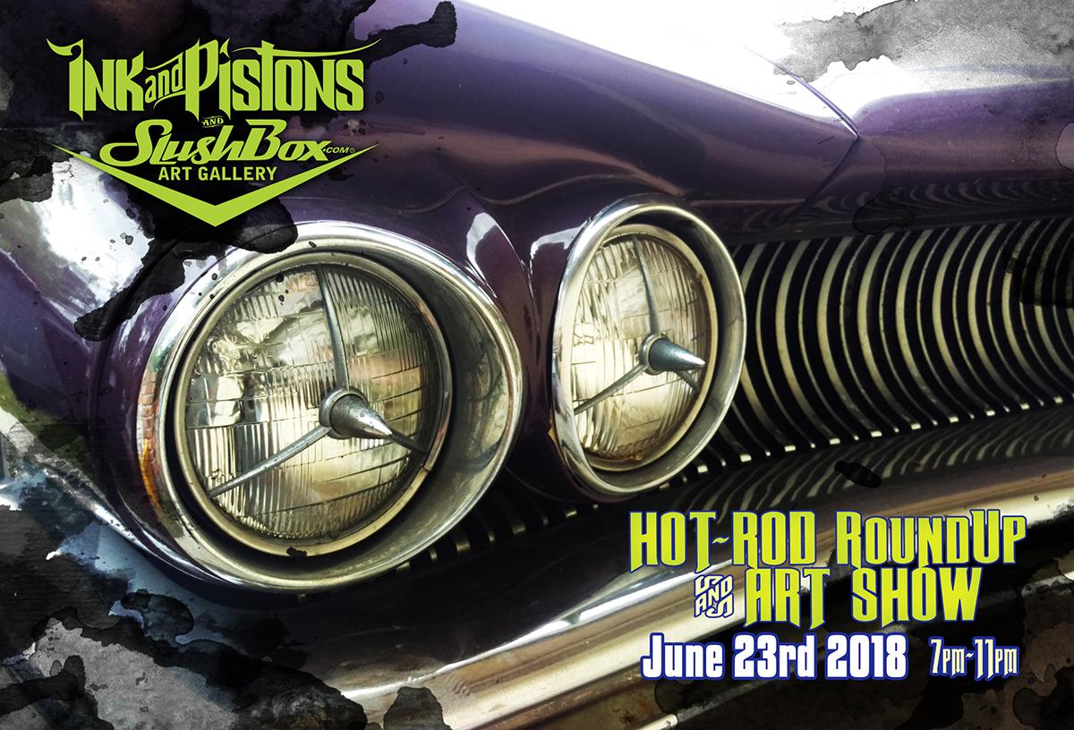 Ink Pistons Tattoo West Palm Beach Events Information SlushBox - Car show west palm beach 2018